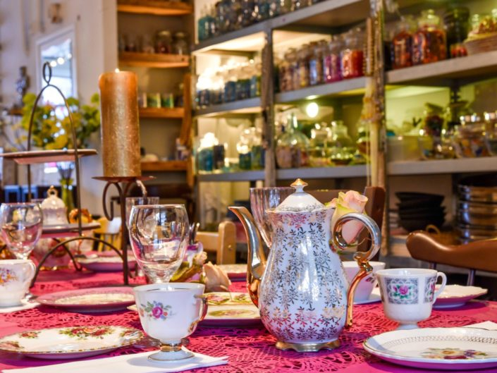 High Tea Amsterdam MosaicAffairs Engels servies