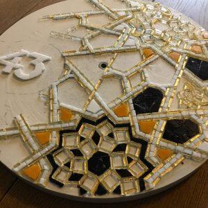 Mozaïek Licor 43 Orochata Mosaicaffairs in opdracht