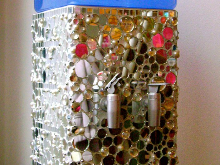 Watercooler mozaiek Mosaicaffairs