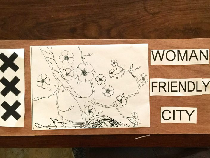 Women Friendly city Siomara van Eer MosaicAffairs