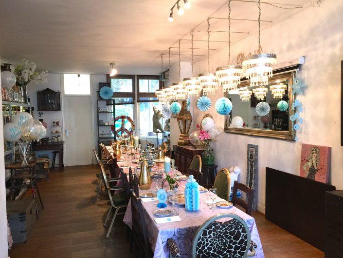 Babyshower High Tea / MosaicAffairs